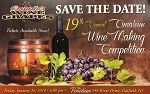 Wine Grape Competition Tickets